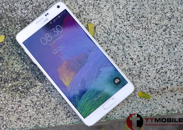 Đánh giá điện thoại Samsung GalaxyNote 4