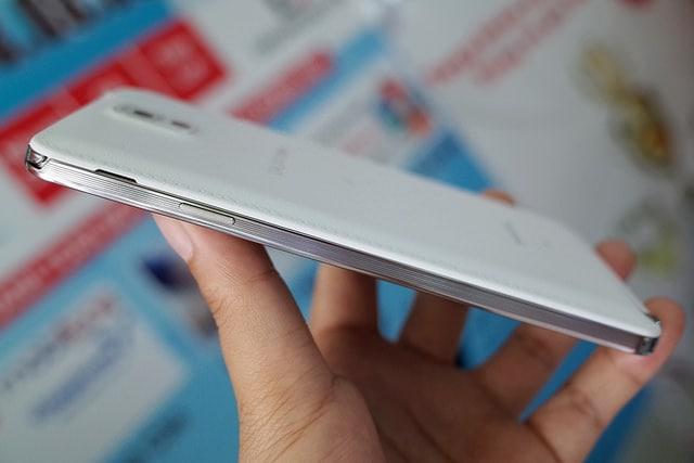 Cạnh viền của Samsung Note 3