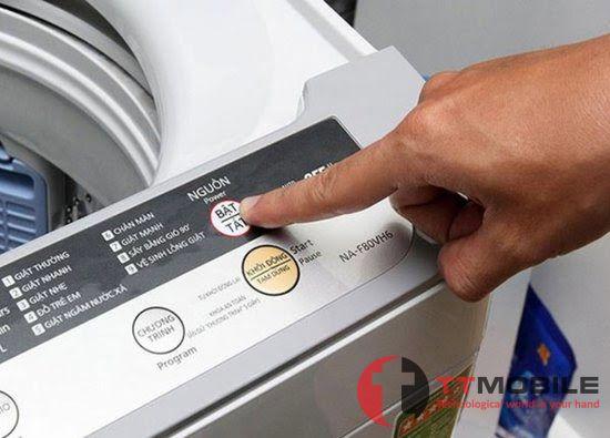 Cách Reset máy giặt Toshiba E71
