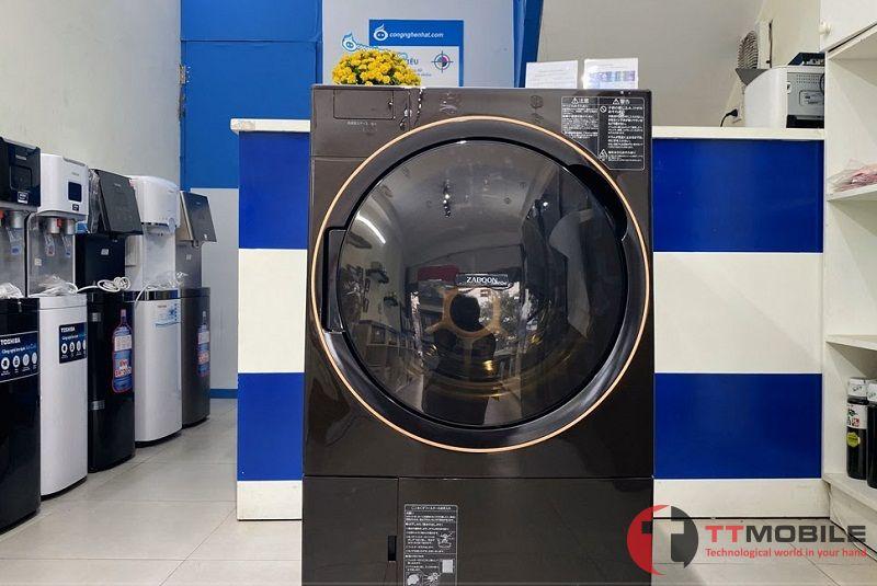 Cách reset máy giặt Toshiba - Máy giặt không hoạt động