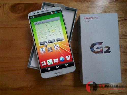 Điện thoại LG G2 Docomo