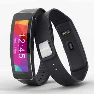 Samsung Galaxy Gear Fit1