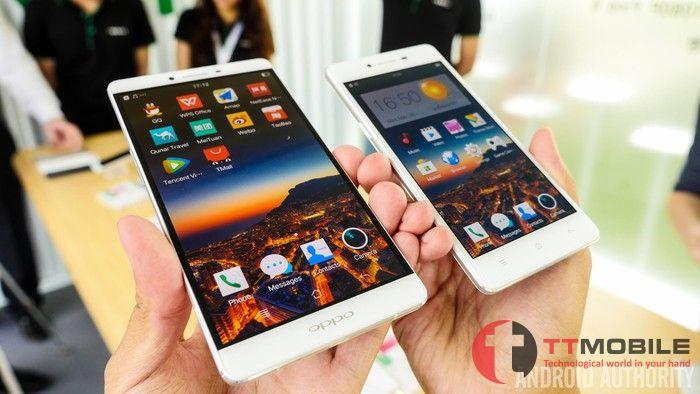 So sánh Sony Z4 và LG G4 2