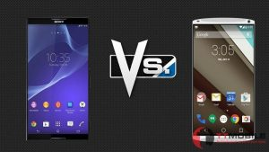 So sánh Sony Z4 và LG G4