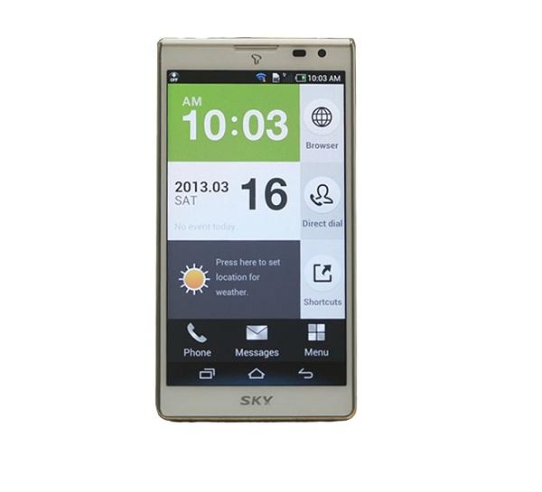 Điện thoại Sky A860