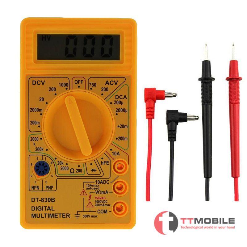 Đồng hồ đo hiệu điện thế