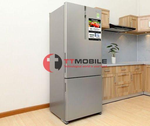 Kích thước tủ lạnh loại 2 cánh mới