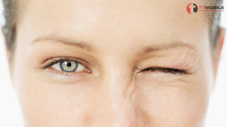 Mắt trái nữ giật mang nhiều thông điệp