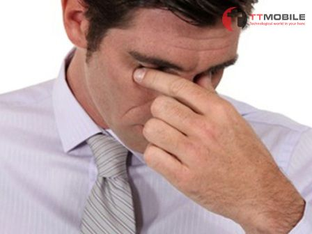 Giảm thiểu tình trạng mỏi mắt